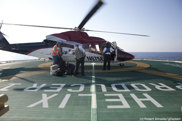 Erza Helicopters s-76 helix producer