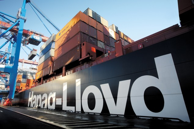 hapag lloyd berlin express