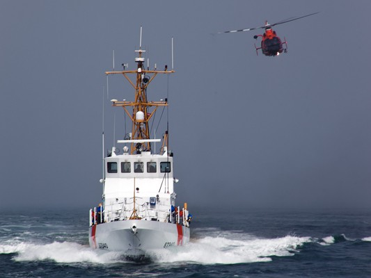 uscg cutter halibut