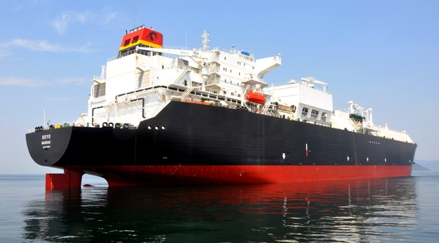 LNG Carrier SOYO