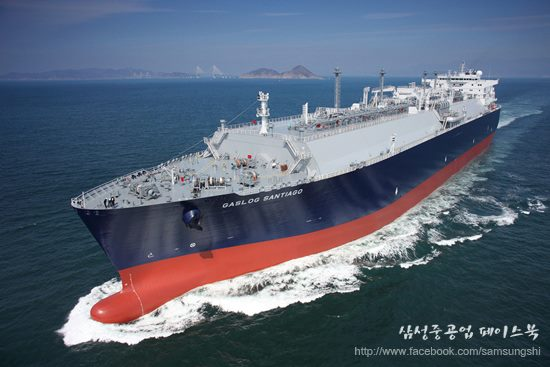 lng carrier samsung
