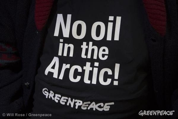 Image credit: Will Ross/Greenpeace