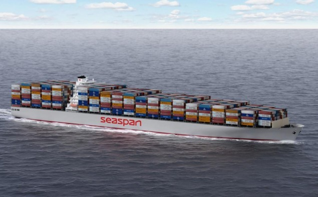 Seaspan's SAVER hull design was developed with a low cost profile in mind.