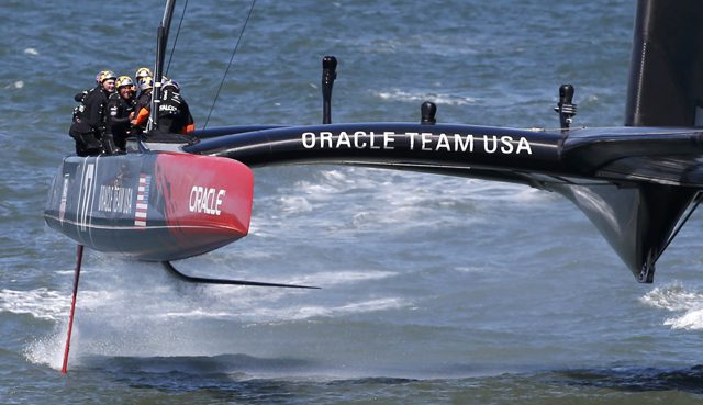 america's cup oracle team usa