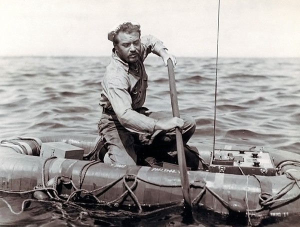 Alfred Drake in Tars and Spars (1946)