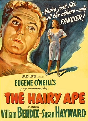 The Hairy Ape (United Artists, 1944)