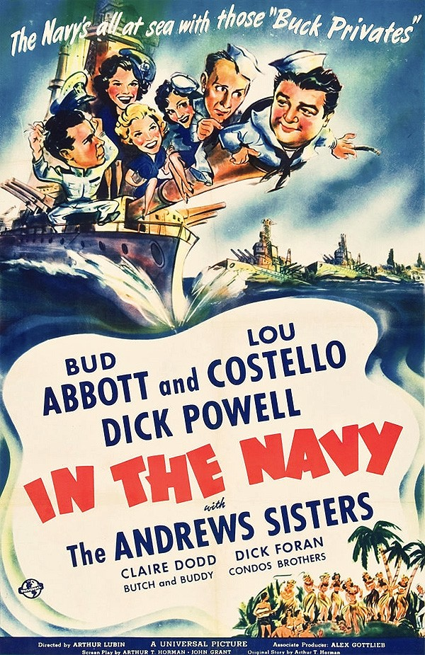 In the Navy (Universal, 1941)