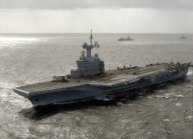 Charles De Gaulle (R91). Photo: Creative Commons