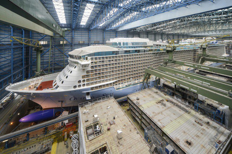 Photo credit: Meyer Werft