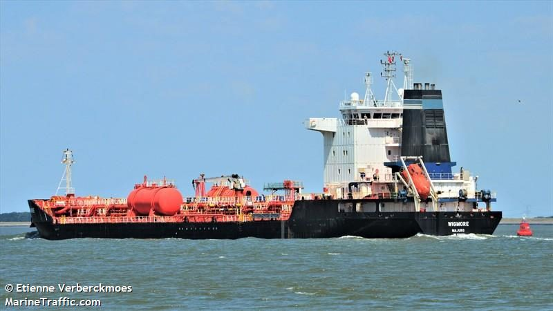 duke oil tanker
