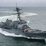 "Northrop Grumman-Built Aegis Guided Missile Destroyer William P. Lawrence (DDG 110) Completes Successful ""Super Trial"""
