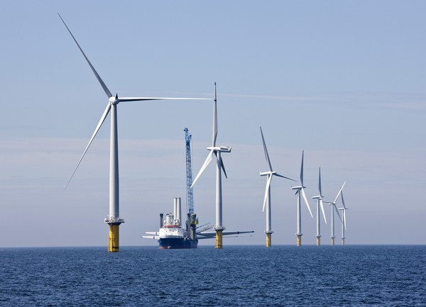 Cape Wind Project receives approval to begin construction
