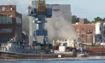 Arsonist to Blame in $400 Million US Navy Submarine Fire