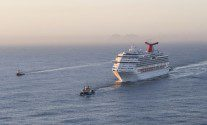 Coast Guard Releases Final Report on 2010 Carnival Splendor Fire