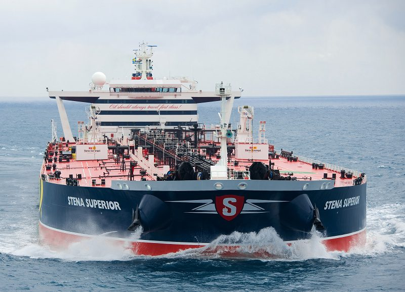 Stena Bulk Opts for Scrubbers on 15 Vessels