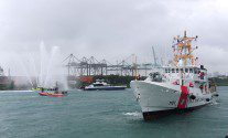 USCG Exercises Option for Six Additional Fast Response Cutters at Bollinger Shipyards