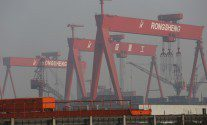 China Rongsheng to Sell Shipbuilding and Offshore Engineering Businesses