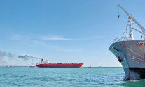 Global Shipping Emissions Cut by 20% -ICS