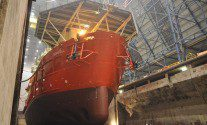 Helix ESG's Seawell to Get Major Upgrade at Damen's Vlissingen Yard