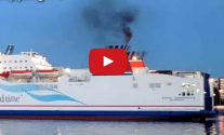 Stena Line Ferry Converts to Green Methanol Fuel