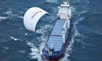 Irish Navy to Begin Commercializing Fuel Saving Kite Technology