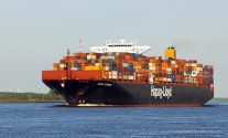 Germany's Hapag-Lloyd Flounders in Market Debut