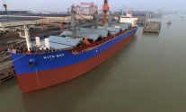 Pioneer Marine Receives Second Eco-Friendly 'Green Dolphin' Bulk Carrier