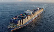 CMA CGM Partnership to Promote Use of LNG Fuel by Large Containerships