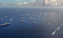 China Confirms Sending Five Warships to World's Largest Maritime Exercise