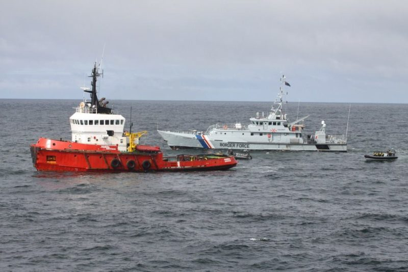 Tugboat Captain, Chief Mate Sentenced to 20-Years Each in
