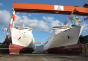 Mitsubishi Heavy Industries Forming Shipbuilding Alliances with Japanese Rivals
