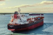 Philly Shipyard Delivers Jones Act Tanker To Kinder Morgan