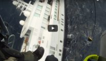 GoPro: Hellenic Coast Guard Rescues Crew from Sinking Superyacht