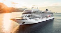 Viking Planning World's First Liquid Hydrogen-Powered Cruise Ship