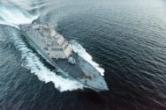 U.S. Navy Orders Three More Littoral Combat Ships