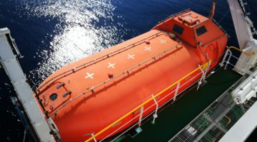Tanker Crewmen Injured in Lifeboat Accident Off Virginia