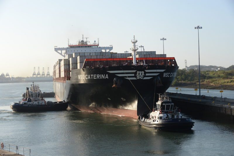Panama Canal Responds: Tugboat Captains Broke the Law – gCaptain