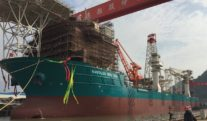 First Deep Sea Mining Production Vessel Launched in China