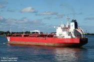 Coast Guard: Dutch-Flagged Tanker Spills  HFO in Lower Mississippi River