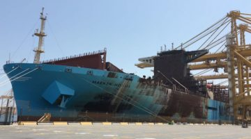 Fire-Stricken Maersk Honam to Be Rebuilt in South Korea