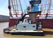 The Shearer Group, Inc. Provides Towboat Modifications to Living Lands & Waters