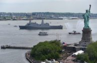 These are the Three U.S. Navy Ships Built to Always Remember 9/11