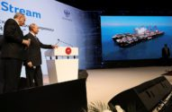 turkstream opening ceremony