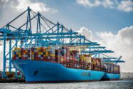 North American Container Handling Record Set in Los Angeles – 27,846 TEU Moved