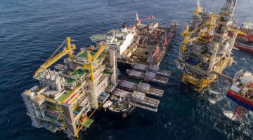 Pioneering Spirit Sets New Offshore Lifting Record at Johan Sverdrup