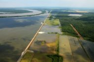 Mississippi River's Morganza Floodway May Be Opened for Third Time in History