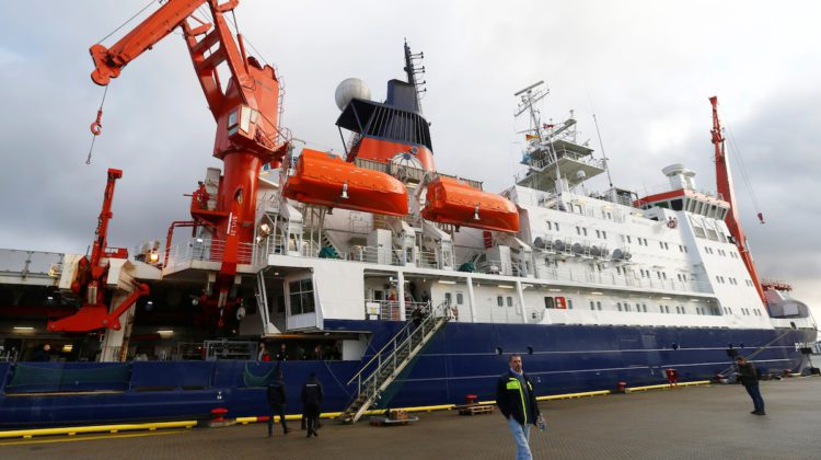 """Arctic Expedition to Investigate 'Epicenter of Climate Change"""""""